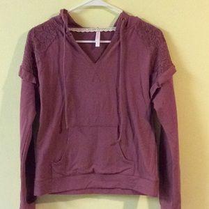 Tween teen sweatshirt